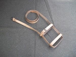 Imbragatura per borraccia in legno Guglielminetti