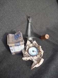 Galleggiante + strumento CL-51 TL51