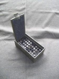 Contenitore per valvole BC-1000