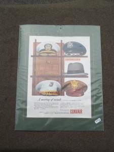Stampa pubblicitaria berretti