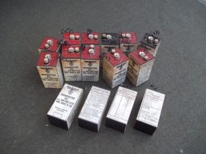 Batterie per telefoni tedeschi