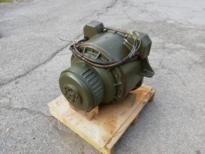 Dinamo generatore USA
