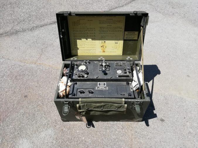 Ripetirore telescrivente TG31