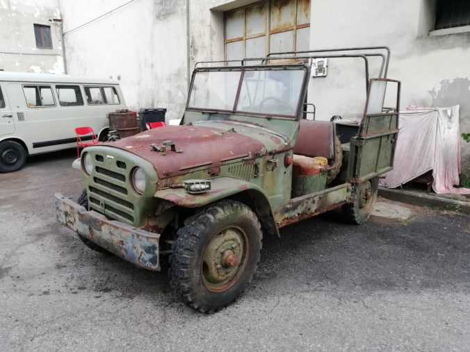 Fiat Campagnola AR51